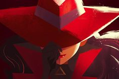 Carmen Sandiego Reboot - Netflix