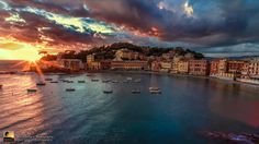 East Bay at sunset by Maranatha.it Photography on 500px