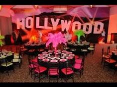 Image result for hollywood theme party
