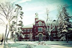 Albion College | Community Post: The Most Winter Wonderful College Campuses