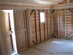 Shed Design, Door Design, House Design, Carport Garage, Diy Shed Plans, Tool Sheds, Wooden House, Home Projects, Outdoor Living