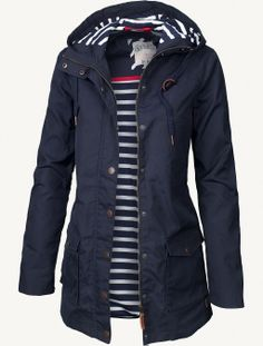 this is the coat i've seen in fat face in town for mum- in navy or red?