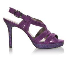 Women's Touch Of Nina Geilina Purple   Shoe Carnival