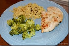 Chicken, Broccoli, and Rice ... 1 pot cooking ...  Ninja Cooking System | Food and Fitness 4 Real