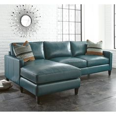 Steve Silver St. Croix Sectional | from hayneedle.com