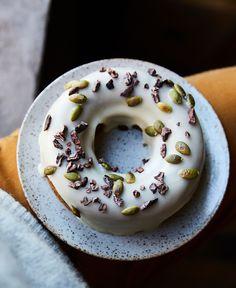 Gjelina's Kabocha Cake l Nikole Herriott Sweet Recipes, Cake Recipes, Dessert Recipes, Squash Cakes, Sandwiches, Dessert Drinks, Frozen Desserts, Sweet Cakes, How Sweet Eats