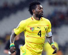 Emmanuel Adebayor (Togo)