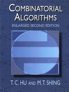 Good algorithm book for java programmers top 10 algorithm books combinatorial algorithms fandeluxe Choice Image