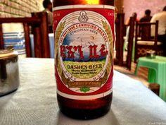 Dashen #beer #ethiopia http://cooksipgo.com/great-ethiopian-beer-review/