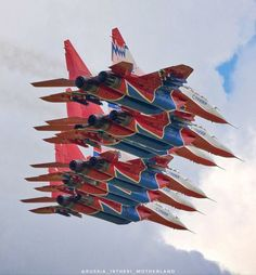Strizhy Russian Air Force
