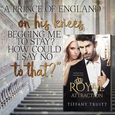 Royal Attraction, New Adult, Contemporary, Romance, Tiffany Truitt