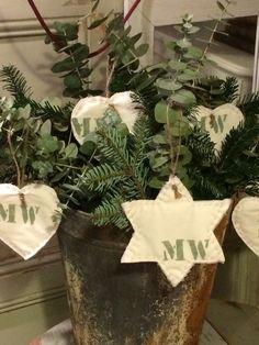 Complementos de navidad para decorar tu hogar. Mucho mas en Malana's Workshop, Mercantic, Sant Cugat, Barcelona