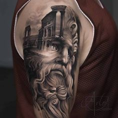This Artists Hyper Realistic Tattoos Have a Surreal 3D Depth to Them   Blaze Press