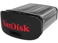 Pen Drive 64GB SanDisk - Ultra Fit Software USB 3.0 SecureAccess