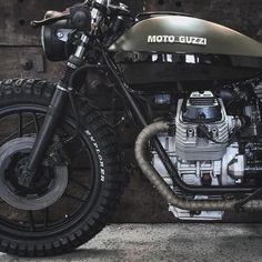 081 — Bob Bucklin Moto Guzzi army cafe racer by. Blitz Motorcycles, Moto Guzzi Motorcycles, Cafe Racer Motorcycle, Cafe Racer Bikes, Motorcycle News, Cafe Moto, Brat Cafe, Triumph Scrambler, Women Motorcycle