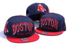 MLB Boston Red Sox Snapback Hat (8) , sales promotion  $5.9 - www.hatsmalls.com