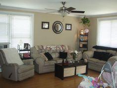 Normal Living Rooms corinthian cebu sofa | wine (2833s) | conn's home plus - $699.00