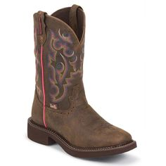 Getting ready for Blake Shelton with some Justin Women's Gypsy Western Boots