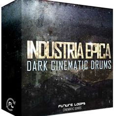 Industria Epica MULTiFORMAT 0TH3Rside   09.10.2016   1.46 GB WAV / AiFF / REX / MiDi / Dark Cinematic Drums Industria Epica - Dark Cinematic Drums an ins