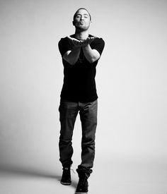 Mike Posner- just a little bit inlove with him.