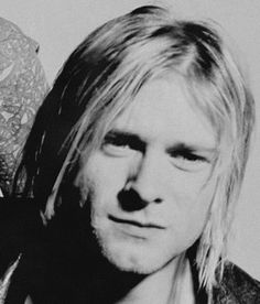 """""""I'll probably go back to school when I'm forty,"""" Kurt Cobain"""