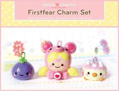 FirstFear Charms by Oborochann.deviantart.com on @deviantART