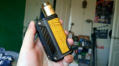 Lost Vape Therion DNA 75C in for review....