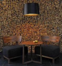 WOOD DESIGN BLOG || A selection of images from around the web in the last week featuring wood in design || #inspiration #wood #design || The Cambrian, Adelboden.