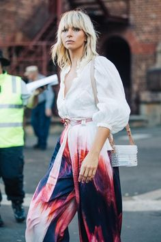 The Best Street Style From Australian Fashion Week Stylish Street Style, Street Style Summer, Cool Street Fashion, Street Chic, Moda Australiana, Sydney Fashion Week, Fashion Week Schedule, Spring Fashion Outfits, Hijab Fashion
