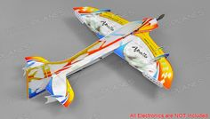 Tech One RC 4 Channel Apollo Depron Kit Version