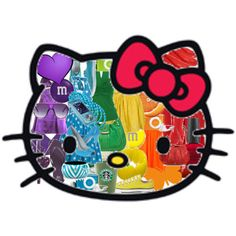 Hello Kitty in Colors...