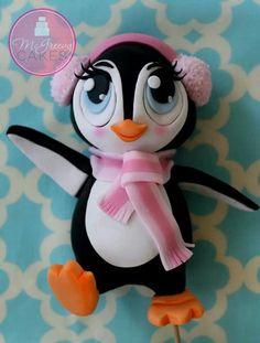 Adorable Penguin-it's so cute!