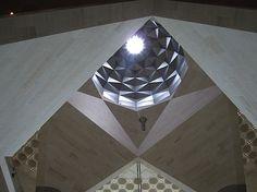 Beautiful skylight…  Museum of Islamic Art