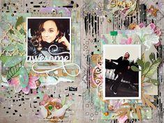 my new album with lots of dies by @teamspellbinders, stamps by @kaisercraft, papers by @studio75pl and Twinkling H20s by @colourarte.  ну что, все уже отметили Новый год? пор и к работе приступать ))) особенно, такой приятной как скрап 😄 наконец появилось время и желание поучаствовать в СП и конечно же я не смогла пройти мимо проекта @morgun_elena, заодно вспомнила про наличие у меня большого запаса красок, паст и трафаретов, так что быть микс-медийному альбомчику в подарок одной…
