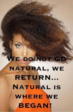 Nuff said! curly hairstyles, long hair, beauty secrets, natur hair, global girl, natur beauti, hair style, hair care, black girls