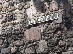 The Flodden Wall – Edinburgh, Scotland - Atlas Obscura