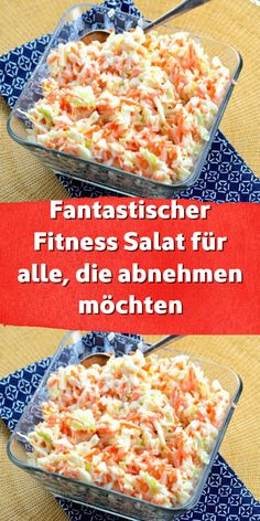 Fantastic fitness salad for those who want to lose weight weight Informations About Fantastischer Fitness Salat für alle die abnehmen möchten, Pin … Healthy Snacks, Healthy Recipes, Salud Natural, Vegetable Salad, Want To Lose Weight, Salad Recipes, Low Carb, Good Food, Food And Drink