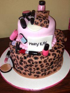 Go Mary Kay! Go Cleta's Cheetahs! Hello Ladies, Themed Cakes, Mary Kay, Cheetahs, Desserts, Food, Theme Cakes, Tailgate Desserts, Deserts