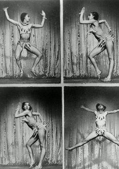Josephine Baker, La Baker.                                                                                                                                                      Mehr