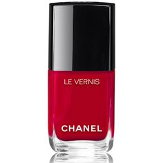 CHANEL LE VERNISLongwear Nail Colour ($27) ❤ liked on Polyvore featuring beauty products, nail care, nail polish, makeup, nails, beauty, polish, chanel nail colour, chanel and chanel nail lacquer