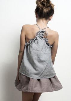 back halter #girls #fashion