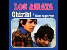 Los Amaya - Chiribi (1974)
