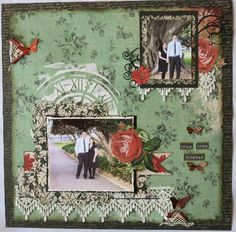 Hello everyone. Today it is my turn to participate in Kaisercraft's Saturday Sketch. I used papers from the Curiosity Collection, wh. Mixed Media Scrapbooking, Scrapbooking Layouts, Vintage Scrapbook, My Scrapbook, Daylight Savings Time, Hello Everyone, Curiosity, True Love, My Books