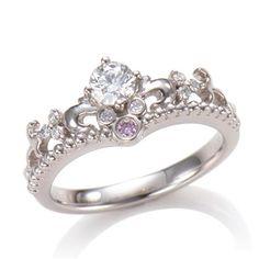 Mickey Engagement Ring Disney Store Japan