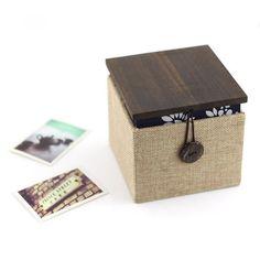 Wooden jewel case jewellery box jewelry box | woodenlife - Woodworking on ArtFire