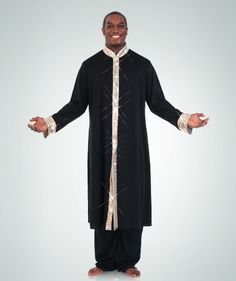 Praise Dance Robes for Men | Discount Praise Dance Wear, Shoes, Apparel | Christian & Worship Dance ...