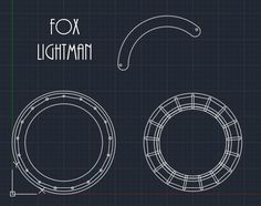 Светотехника | Fox Lightman's Lights Shape of light behind the scenes. Another part.