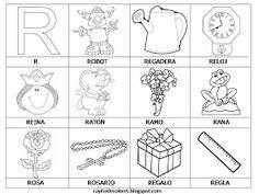 Vocabulario con imágenes
