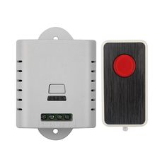 2016 new AC 85v 110v 120v 220v wireless remote control switch with manual button 1 receiver +1 (JRL-10)transmitter smart home