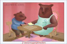 Goudlokje & de drie beren - interactief sprookje